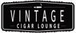 Vintage Cigar Lounge logo