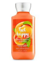 Signature Collection WHITE PEACH SANGRIA Super Smooth Body Lotion at Bath & Body Works