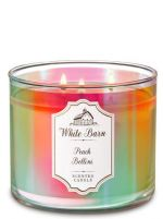 PEACH BELLINI 3-Wick Candle at Bath & Body Works