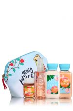 PRETTY AS A PEACH at Bath & Body Works