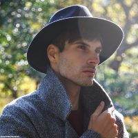 Guys: How to Wear Hats