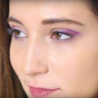 Pretty Pastel Eye Makeup for Spring