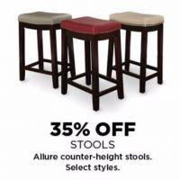 35% Off Stools