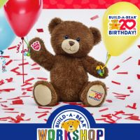 Build-A-Bear Workshop Celebrates its 20th Birthday!