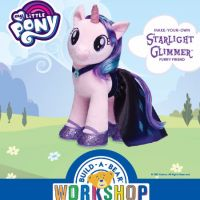 A New Friend Joins the MY LITTLE PONY Gang at Build-A-Bear Workshop®