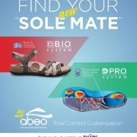 Find your NEW Sole Mate – ABEO biomechanical footwear only at The Walking Company