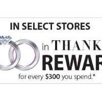 Receive $100 in Thank You Rewards