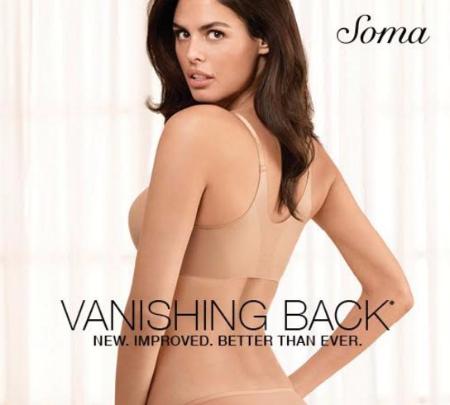 Vanishing Back Bra