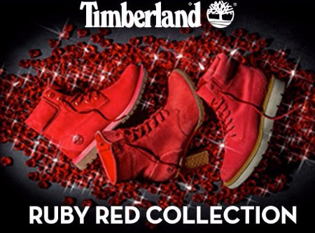 Timberland Ruby Red Collection