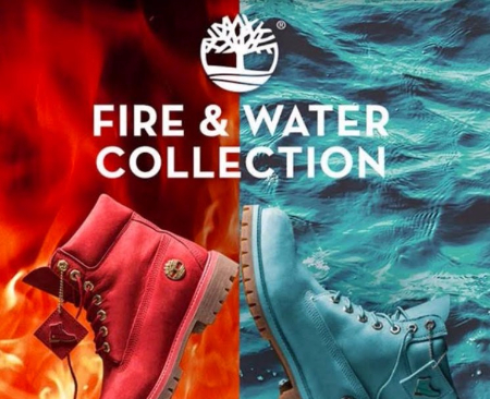Timberland Fire & Water Collection