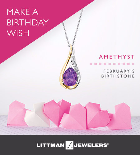 Littman Jewelers Make A Birthday Wish