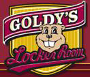 Goldy's Locker Room Logo