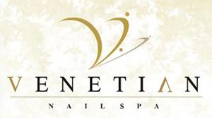 Venetian Nail Spa Logo