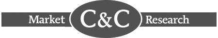 C & C Market Research Logo