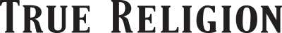 True Religion Brand Jeans Logo