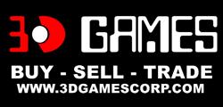 3d Games Logo
