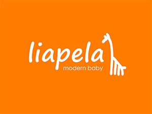 Liapela Modern Baby Logo