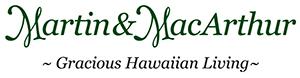 マーティン&マッカーサー Logo