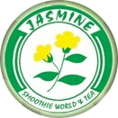 Jasmine Smoothie World Logo