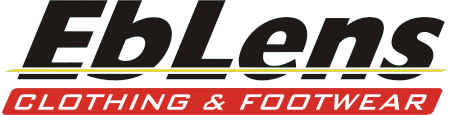 Eblens Clothing and Footwear Logo