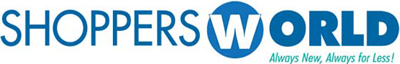 Shopper's World Logo
