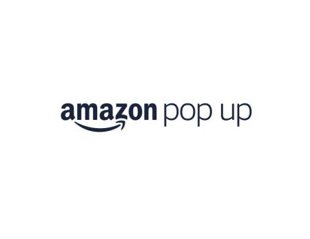 Amazon Pop-Up Logo