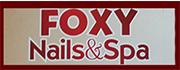 Foxy Nails Logo