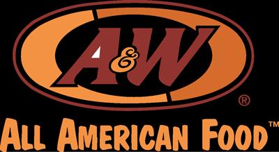 A & W All American Food Logo