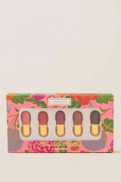 Winky Lux Mini Lip Pill Kit at francesca's