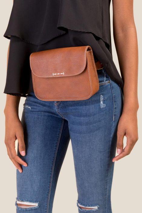 Lacy Belt Bag at francesca's