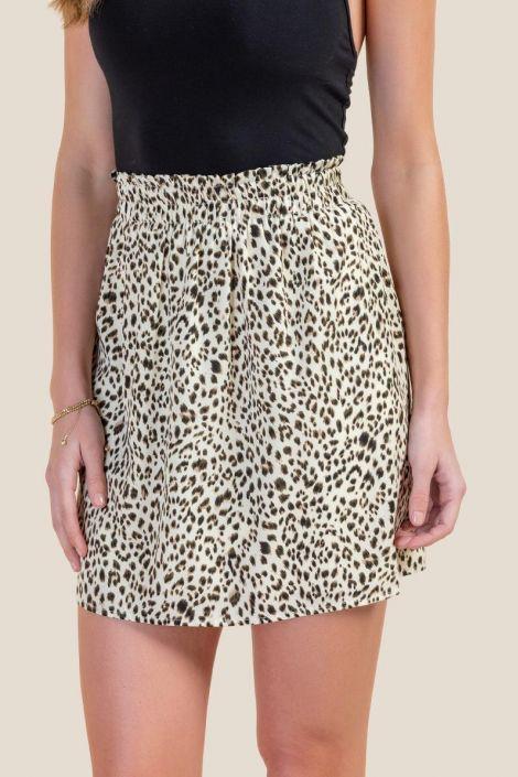 Paige Paperbag Skirt at francesca's