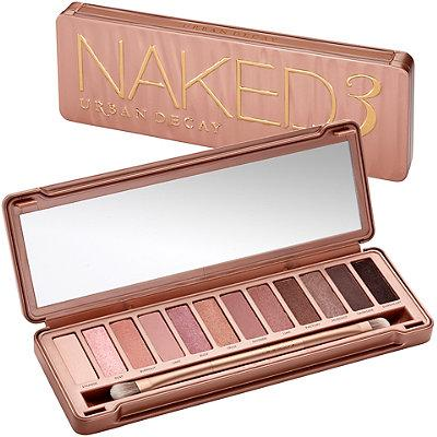 Urban Decay Cosmetics Naked3 Palette at ULTA Beauty