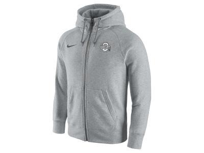 Ohio State Buckeyes Nike NCAA Men's Gridiron 2.0 Full Zip Hoodie at Lids