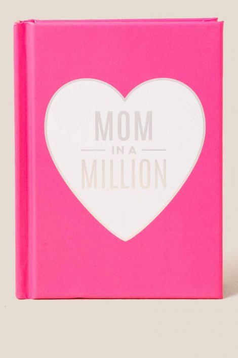 Mom in a Million Book at francesca's
