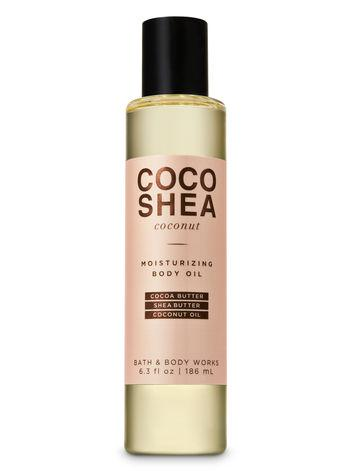 COCOSHEA COCONUT Moisturizing Body Oil at Bath & Body Works