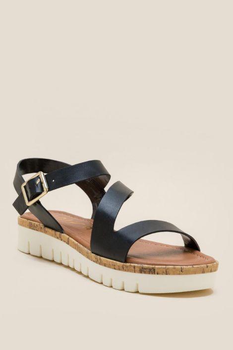 Unisa Flatform Sandal at francesca's