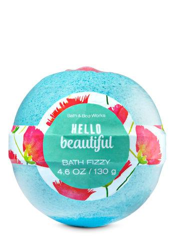Signature Collection HELLO BEAUTIFUL Bath Fizzy at Bath & Body Works
