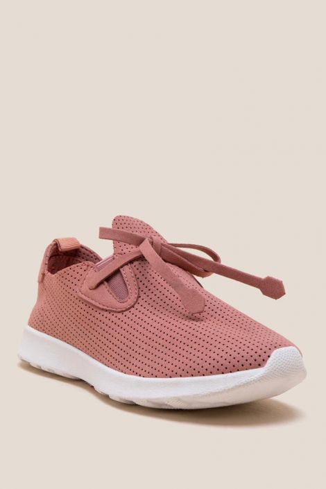 Not Rated Marlow Lace Up Sneaker at francesca's