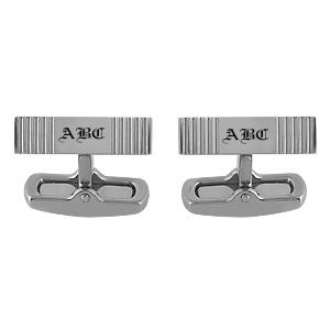 Men's Cuff Link at Kay Jewelers