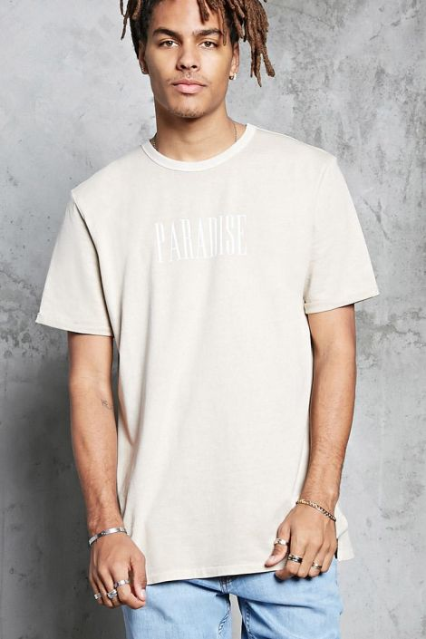 Paradise Graphic Tee at Forever 21