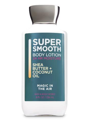 Signature Collection MAGIC IN THE AIR Super Smooth Body Lotion at Bath & Body Works
