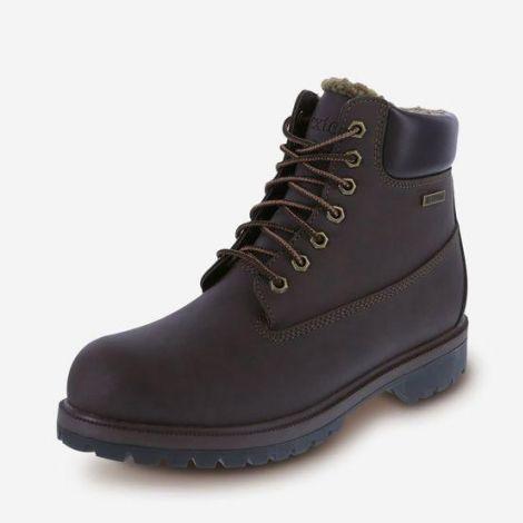 Dexter MEN'S CHEYENNE FLEECE BOOTS at Payless ShoeSource