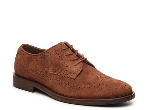 ASTON GREY ACILIWIEL WINGTIP OXFORD at DSW Shoe Warehouse