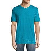 Decree Short Sleeve Crew Neck T-shirt-young Men at JCPenney