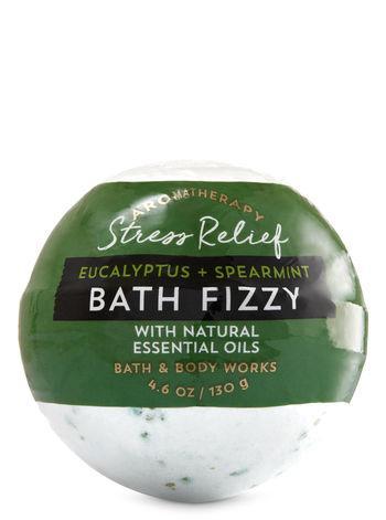 Aromatherapy EUCALYPTUS & SPEARMINT Bath Fizzy at Bath & Body Works