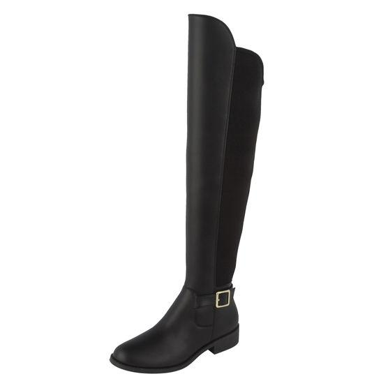 Womens Yvella Over-the-knee Boot
