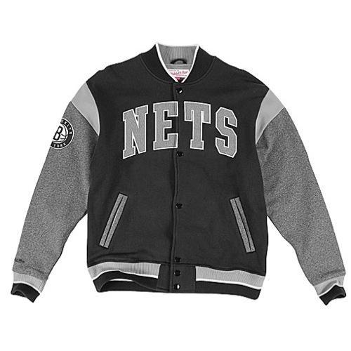 MITCHELL & NESS NBA ROLE PLAYER FLEECE JACKET - MEN'S