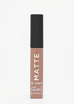 Light Brown Matte Lip Cream