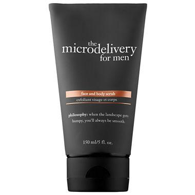 Philosophy The Microdelivery For Men Face And Body Scrub