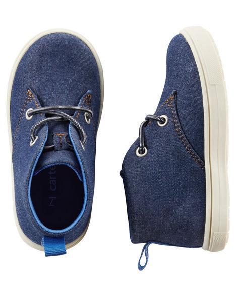Carter's High Top Chukka Sneakers